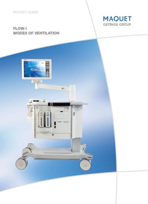 Flow-i Modes of Ventilation Pocket Guide