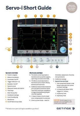 Servo-i Ventilation of Neonates & Pediatrics