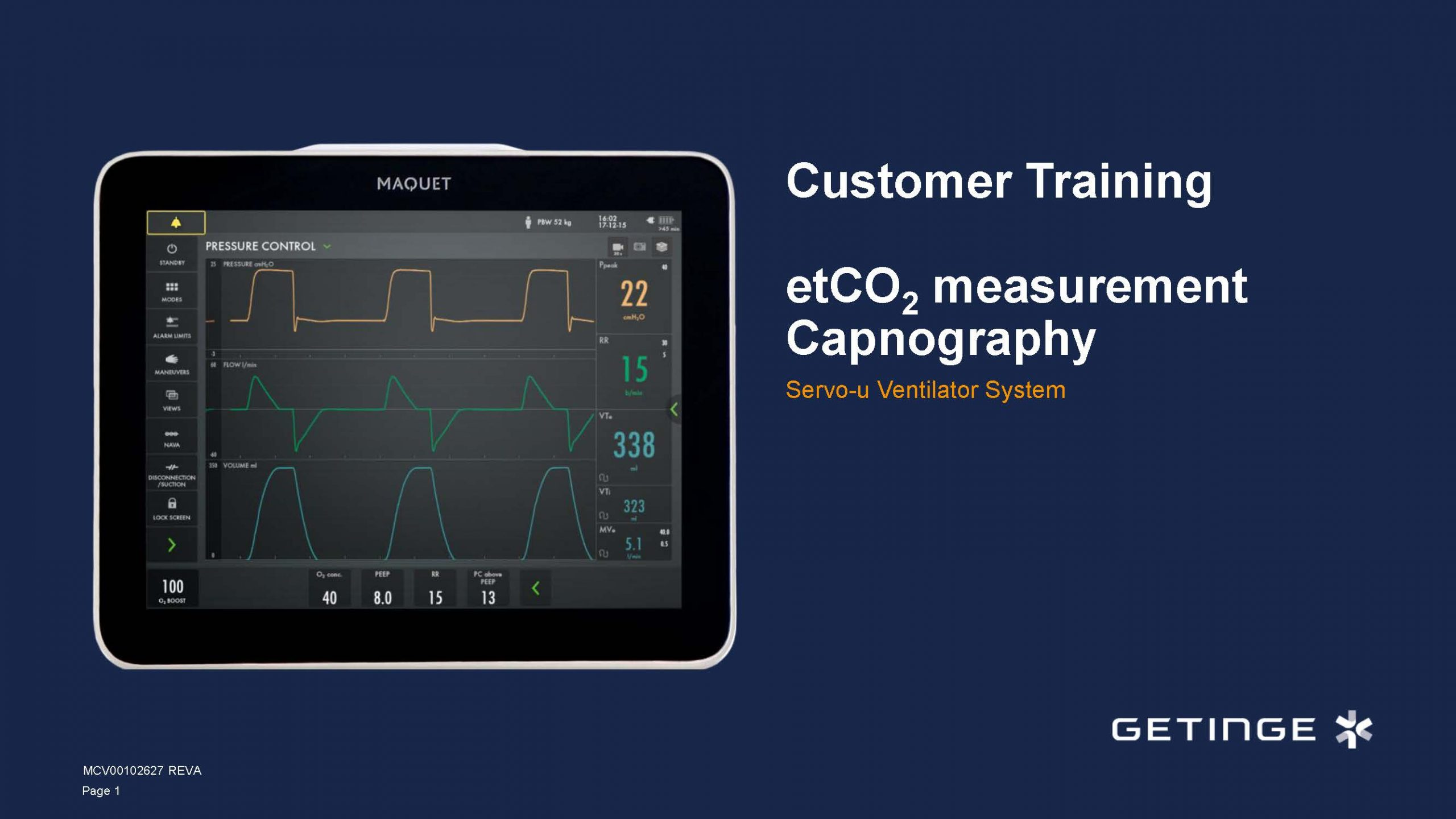 etCO2 Measurement Capnography Presentation
