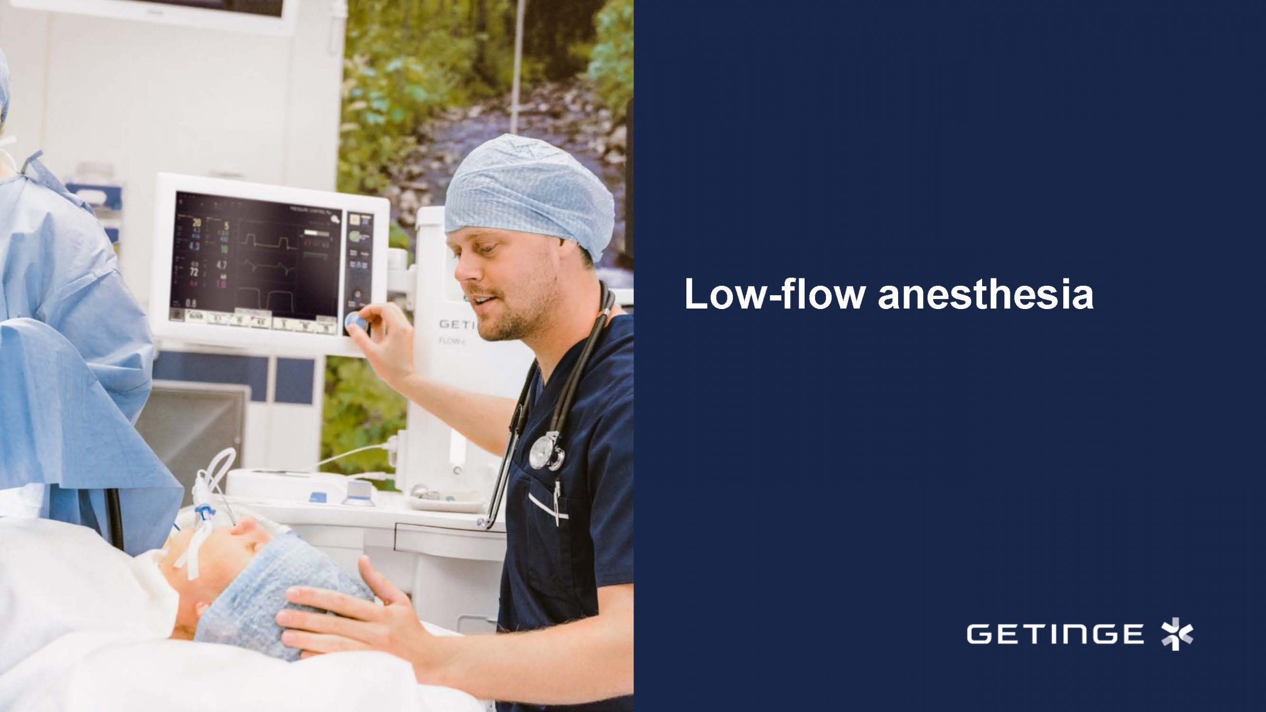 Low Flow Anesthesia